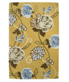 RugStudio presents Dynamic Rugs Florence 3100-710 Hand-Tufted, Best Quality Area Rug