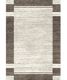 RugStudio presents Dynamic Rugs Infinity 32235-6296 Silver / Charcoal Woven Area Rug