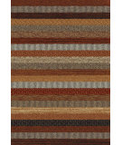 RugStudio presents Dynamic Rugs Infinity 32743-1382 Brown / Multi Woven Area Rug