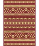 RugStudio presents Dynamic Rugs Piazza 4463-3707 Machine Woven, Good Quality Area Rug