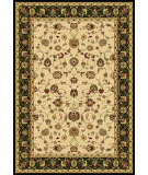 RugStudio presents Dynamic Rugs Shiraz 51007-2013 Bisque Machine Woven, Good Quality Area Rug