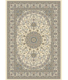 RugStudio presents Dynamic Rugs Ancient Garden 57119-6464 Ivory Woven Area Rug