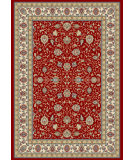 RugStudio presents Dynamic Rugs Ancient Garden 57120-1464 Red / Ivory Woven Area Rug