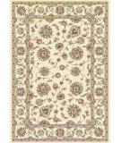 RugStudio presents Dynamic Rugs Ancient Garden 57365-6464 Ivory Woven Area Rug