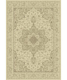 RugStudio presents Dynamic Rugs Imperial 622-100 Cream Woven Area Rug