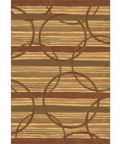 RugStudio presents Dynamic Rugs Eclipse 68146-3737 Machine Woven, Better Quality Area Rug