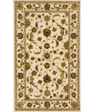 RugStudio presents Dynamic Rugs Jewel 70113-100 Ivory Hand-Tufted, Best Quality Area Rug
