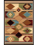 RugStudio presents Dynamic Rugs Yazd 7792-100 Machine Woven, Good Quality Area Rug