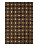 RugStudio presents Dynamic Rugs Leather Work 8102-602  Area Rug