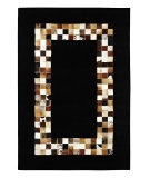 RugStudio presents Dynamic Rugs Leather Work 8103-090  Area Rug