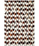 RugStudio presents Dynamic Rugs Leather Work 8106-106 Checkerboard Area Rug