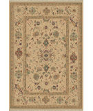 RugStudio presents Dynamic Rugs Ancient Garden 5006-110 Beige Machine Woven, Better Quality Area Rug