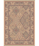 RugStudio presents Dynamic Rugs Ancient Garden 53101-998 Pale Taupe Machine Woven, Better Quality Area Rug