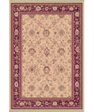 RugStudio presents Dynamic Rugs Ancient Garden 53123-118 Machine Woven, Better Quality Area Rug