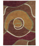 RugStudio presents Dynamic Rugs Allure 1905-700 Hand-Tufted, Best Quality Area Rug