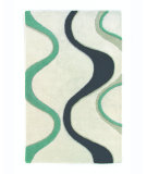 RugStudio presents Dynamic Rugs Aria 1105-100 Hand-Tufted, Best Quality Area Rug