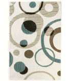 RugStudio presents Dynamic Rugs Aria 1106-100 Hand-Tufted, Best Quality Area Rug