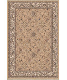 RugStudio presents Dynamic Rugs Brilliant 7211-820 Sand Machine Woven, Good Quality Area Rug