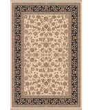RugStudio presents Dynamic Rugs Brilliant 72284-191 Ivory Machine Woven, Good Quality Area Rug