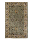 RugStudio presents Dynamic Rugs Charisma 1405-405 Beige / Green Hand-Tufted, Best Quality Area Rug