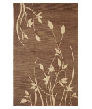 RugStudio presents Dynamic Rugs Dream 2663-607 Brown Woven Area Rug