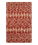 RugStudio presents Dynamic Rugs Dream 2666-715 Rust Woven Area Rug