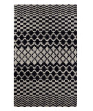 RugStudio presents Dynamic Rugs Dream 2667-995 Grey / Black Woven Area Rug