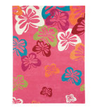 RugStudio presents Dynamic Rugs Fan Girls 1703-200 Hand-Tufted, Good Quality Area Rug