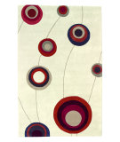 RugStudio presents Dynamic Rugs Nolita 1308-100 Hand-Tufted, Best Quality Area Rug