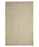 RugStudio presents Dynamic Rugs Pebble 2603-100 Ivory Hand-Tufted, Good Quality Area Rug