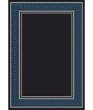 RugStudio presents Dynamic Rugs Piazza 0720-6g38 Black Machine Woven, Good Quality Area Rug