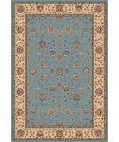 RugStudio presents Dynamic Rugs Radiance 43002-5464 Blue Machine Woven, Good Quality Area Rug