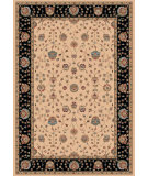 RugStudio presents Dynamic Rugs Radiance 43002-6232 Cream Machine Woven, Good Quality Area Rug