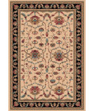 RugStudio presents Dynamic Rugs Radiance 43006-6232 Cream Machine Woven, Good Quality Area Rug