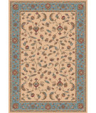 RugStudio presents Dynamic Rugs Radiance 43012-6454 Cream Machine Woven, Good Quality Area Rug