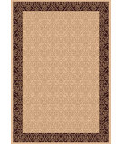 RugStudio presents Dynamic Rugs Radiance 43014-6434 Cream Machine Woven, Good Quality Area Rug
