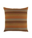 RugStudio presents Elaine Smith Outdoor Pillow Southwest Stripe MS5