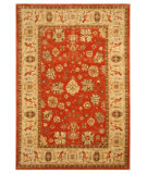 RugStudio presents Eastern Rugs Premier C03rd Red/Ivory Area Rug
