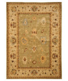 RugStudio presents Eastern Rugs Premier C04gn Green Area Rug