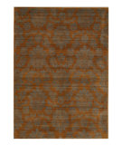 RugStudio presents Eastern Rugs Premier H2101bn Brown Woven Area Rug