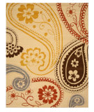 RugStudio presents Eastern Rugs Odyssey Ie19 Ivory Hand-Tufted, Good Quality Area Rug