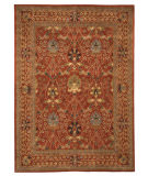 RugStudio presents Eastern Rugs Odyssey Ot31rt Rust Hand-Tufted, Better Quality Area Rug