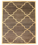 RugStudio presents Eastern Rugs Odyssey Stk11gy Gray Hand-Tufted, Good Quality Area Rug