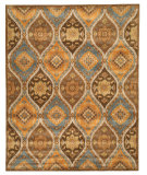 RugStudio presents Eastern Rugs Odyssey Su3136bn Hand-Tufted, Better Quality Area Rug