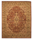 RugStudio presents Eastern Rugs Odyssey T7rd Rust Hand-Tufted, Good Quality Area Rug