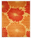 RugStudio presents Eastern Rugs Odyssey Tmd221rd Hand-Tufted, Good Quality Area Rug