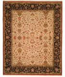 RugStudio presents Kalaty Soumak Su-141 Ivory/Black Flat-Woven Area Rug