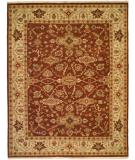 RugStudio presents Famous Maker Soumak 259 Chocolate Flat-Woven Area Rug