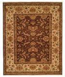 RugStudio presents Famous Maker Soumak 292 Orange Flat-Woven Area Rug