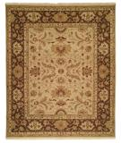 RugStudio presents Famous Maker Soumak 303 Chocolate Flat-Woven Area Rug